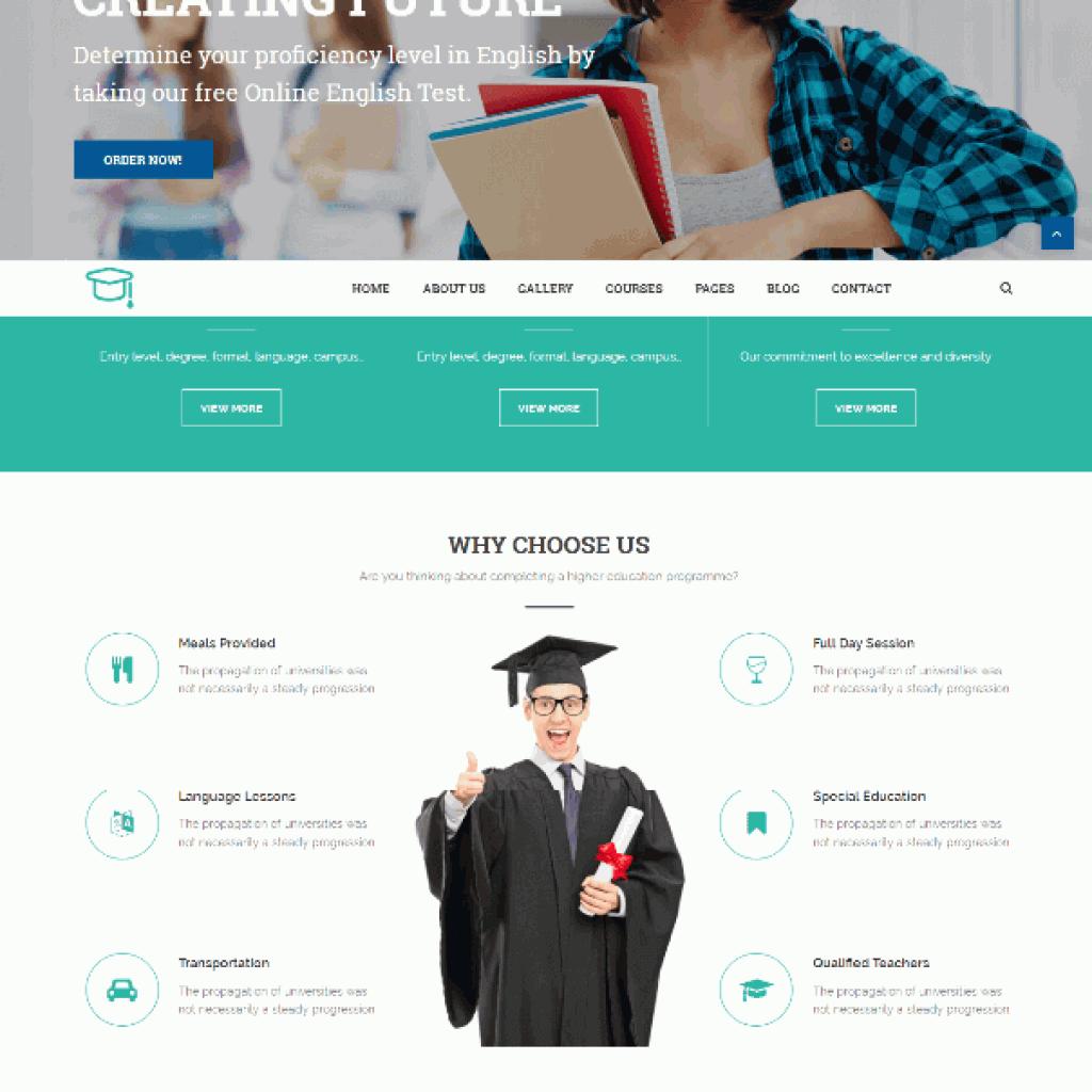 Website Kampus