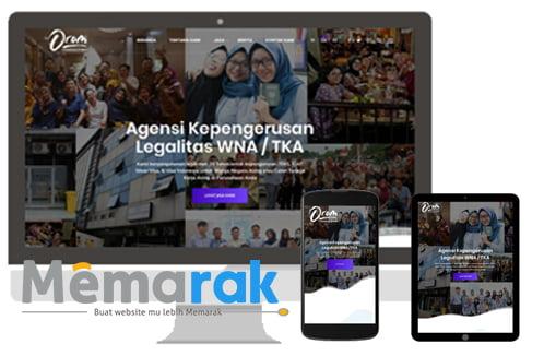 Website Agen Legalitas
