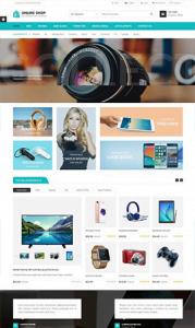 web toko online