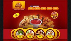 Jasa Pembuatan Website Kuliner