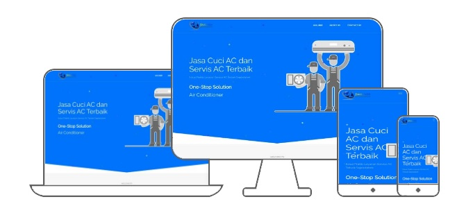 Website Service AC