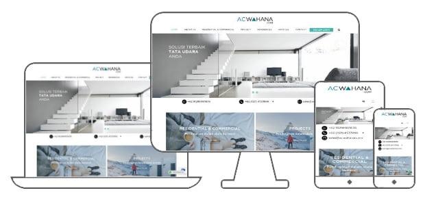 Website Distributor AC
