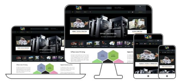 Website Printing