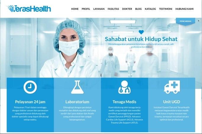Website Medical